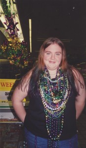 Did someone say 'vices'? Mardi Gras, 1999 (Oooh yeah...)