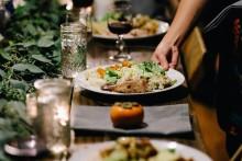 It's Thanksgiving - EAT.