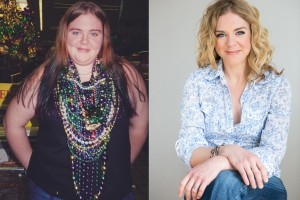 Kelly Strong Coffey Before and During