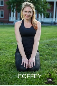 How I Learned To Do Yoga Perfectly Without Bending Over Backwards www.strongcoffey.com #yoga #healthyliving #fitness