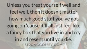 Wellness: Why Bother? www.strongcoffey.com #wellness #health #truth