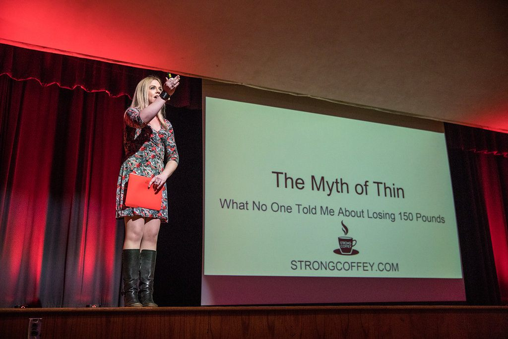 3. Kelly Coffey - Myth of Thin