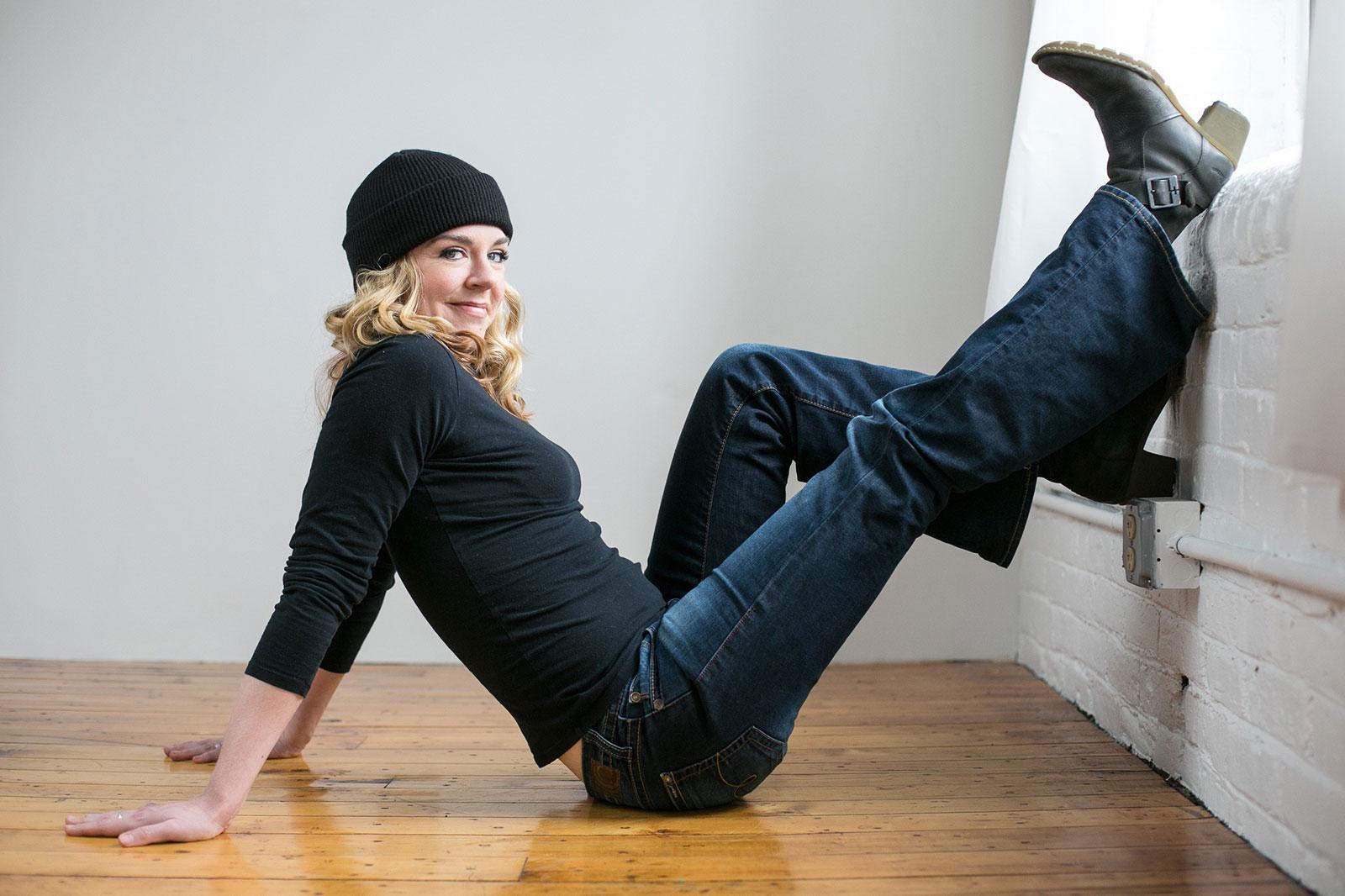 Kelly Coffey - Legs