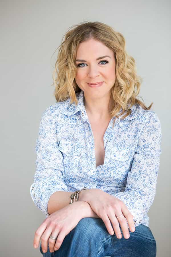 Kelly Coffey - Portrait